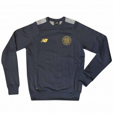 Official Celtic FC Training Sweatshirt by New Balance