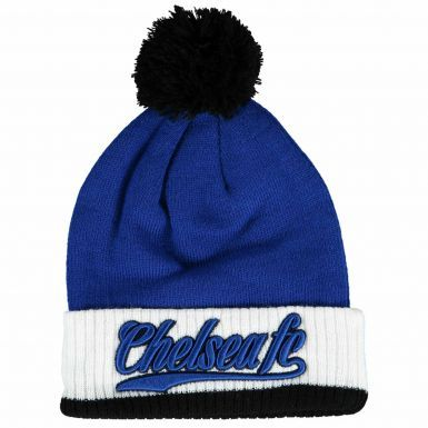 Chelsea FC 3D Bobble Winter Ski Hat