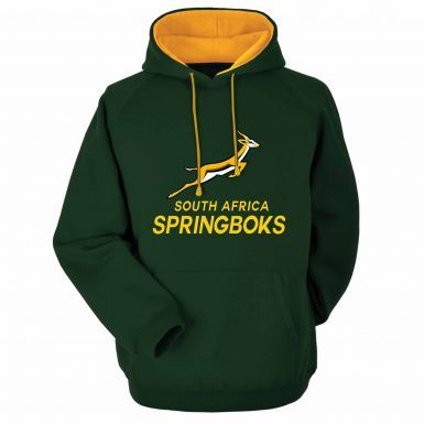 South Africa Springboks Rugby Hoodie (Adults)