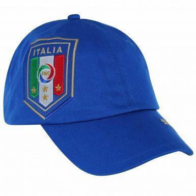 Italy Soccer Baseball Cap by Puma (Kids)
