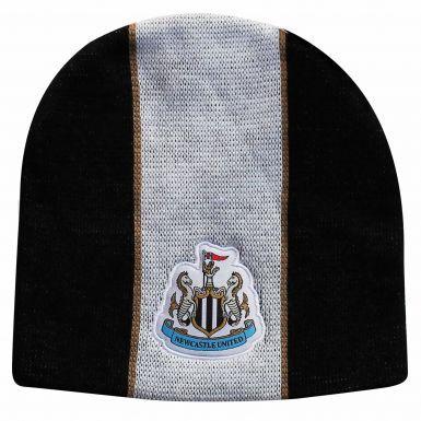 Newcastle United Crest Beanie Hat