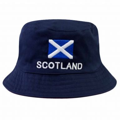 Scotland Saltire Reversible Sun Bucket Hat