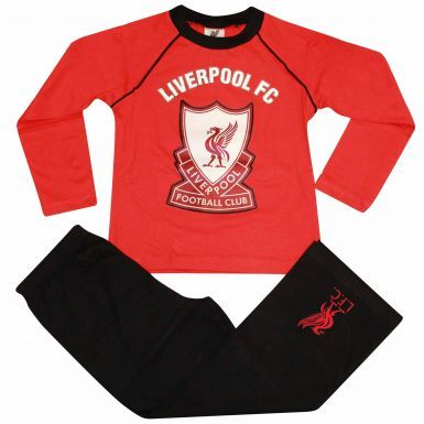 Liverpool FC Crest Kids Pyjamas (Nightsuit)