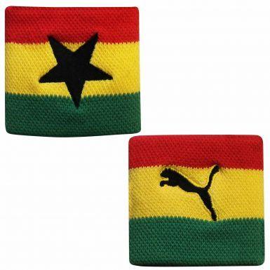Ghana Black Stars Wristbands by Puma