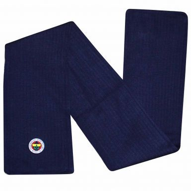 Official Fenerbahce SK Football Crest Scarf