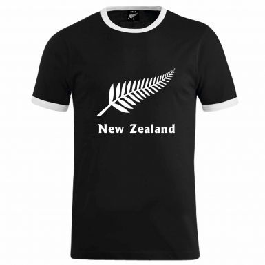 New Zealand HAKA Rugby T-Shirt
