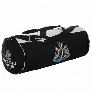 Newcastle United Crest Holdall & Travel Bag