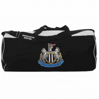 Newcastle United Crest Holdall & Travel Bag