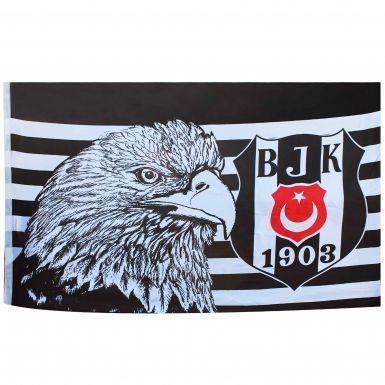 Giant Besiktas J.K. Eagle Crest Flag
