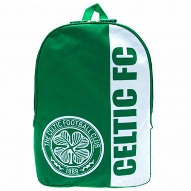 Official Celtic FC Backpack for School or Work