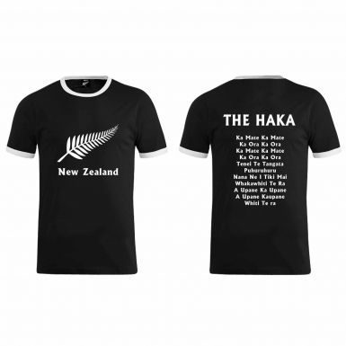 New Zealand Ultimate Fan T-Shirt, Scarf and Cap Gift Set