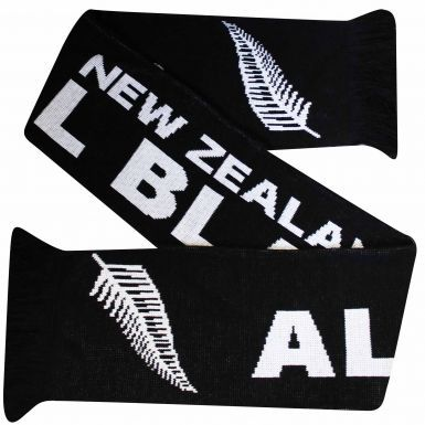New Zealand All Blacks World Cup Scarf