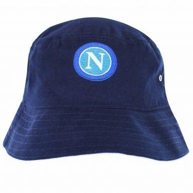 SSC Napoli Crest Sun Bucket Hat