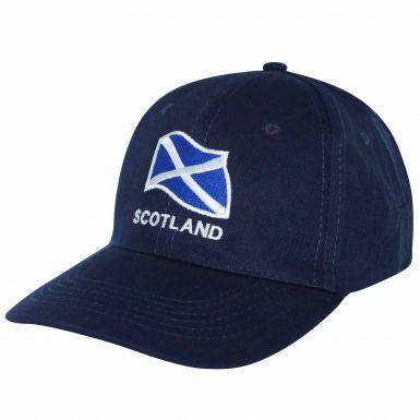 Unisex Scotland Saltire Flag Baseball Cap