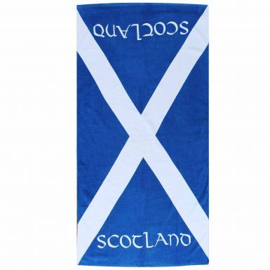 Giant Scotland Saltire Beach Towel (150cm X 75cm)