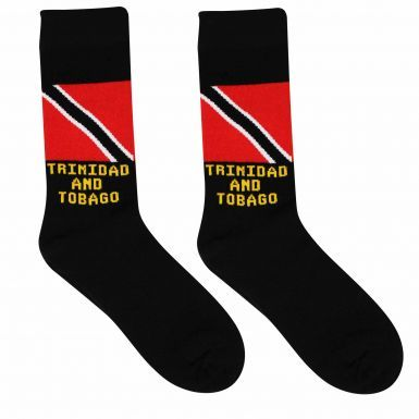 Pair of Trinidad & Tobago Adults Socks