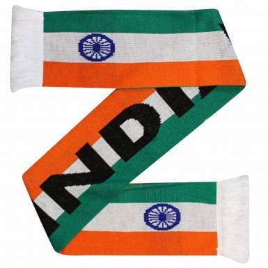 India Flag Cricket Fans Scarf