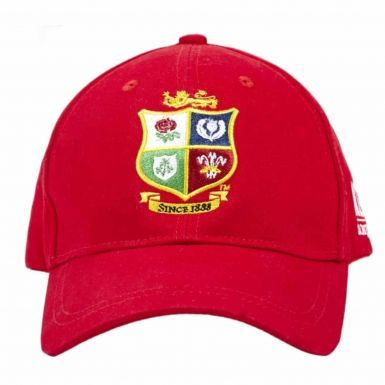 Official British & Irish Lions 2017 Rugby Cap & Scarf Gift Set