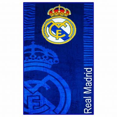 Giant Real Madrid Crest Towel (75cm x 150cm)