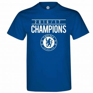 Official Chelsea FC 2017 Premier League Winners T-Shirt