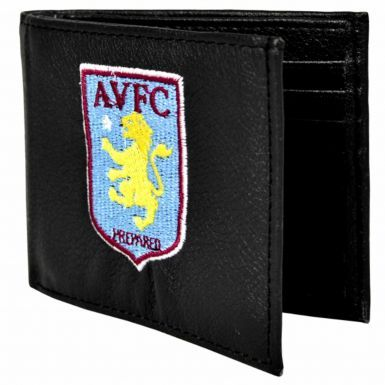 Official Aston Villa (PU) Leather Wallet