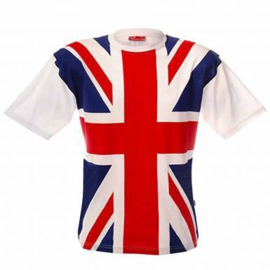 Union Jack Flag (UK) Unisex T-Shirt