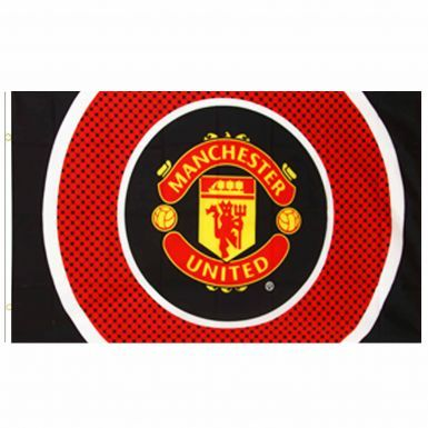 Giant Manchester United Crest Flag