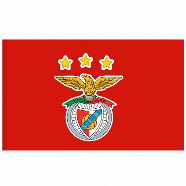 Giant SL Benfica Soccer Crest Flag