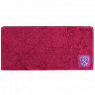 West Ham United Crest Bar Towel