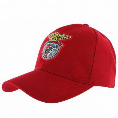 Official SL Benfica Soccer Crest Baseball Cap
