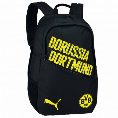 Borussia Dortmund BVB Crest Backpack by Puma