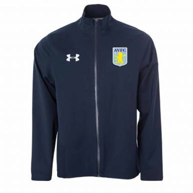 Aston Villa Waterproof Shell Jacket by Under Armour (Adults)
