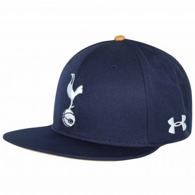 Spurs (Premier League) Flat Brim Baseball Cap by Under Armour