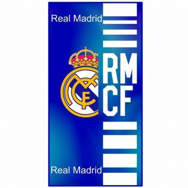 Giant Real Madrid Crest Towel (75cm x 150cm)