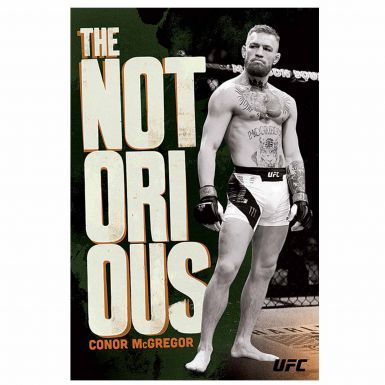 Giant Notorious Conor McGregor UFC Poster