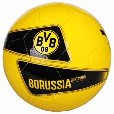 Official BVB Borussia Dortmund Evo Speed Football by Puma (Size 5)