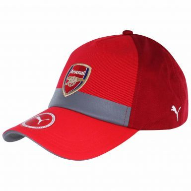 Official Arsenal FC Performance Baseball Cap by PUMA (Adults)