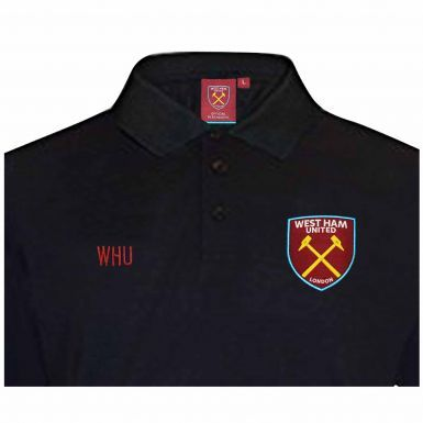 Official West Ham United Leisure Polo Shirt