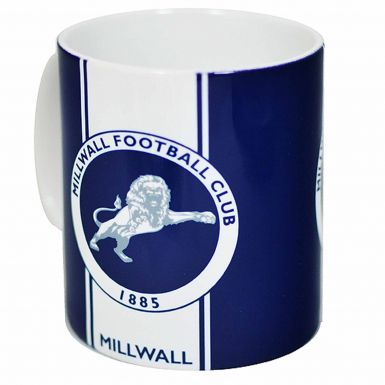 Official Millwall FC Crest Ceramic 11oz Mug