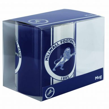 Official Millwall FC Crest Ceramic 11oz Mug