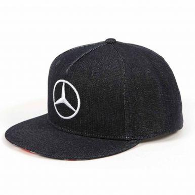 Mercedes AMG Petronas & Lewis Hamilton Baseball Cap