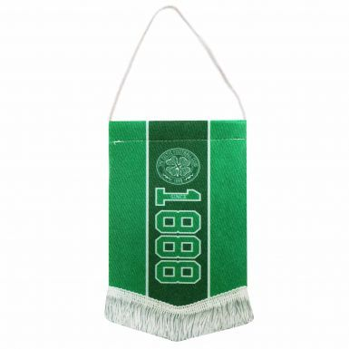Celtic FC Mini Pennant for Cars or the Home