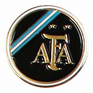 Argentina FA Football Crest Badge