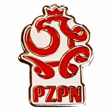 Poland Football Crest  Pin Badge