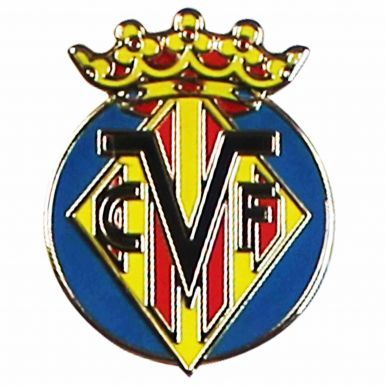 Villarreal CF Crest Pin Badge