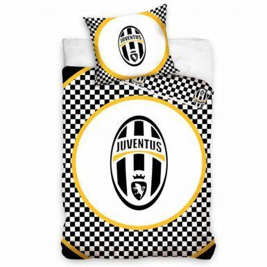 FC Juventus Single Duvet Cover With Pillowcase Set