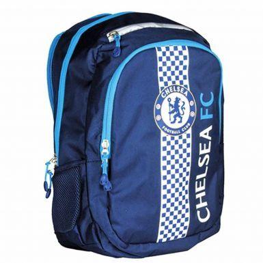 Official Chelsea FC Crest Premium Rucksack