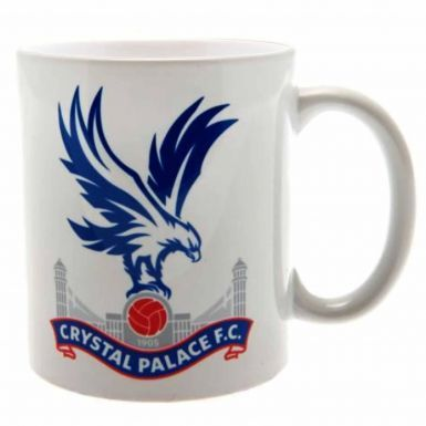 Official Crystal Palace Crest Ceramic Mug