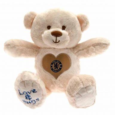 Plush Chelsea FC Hugs Teddy Bear