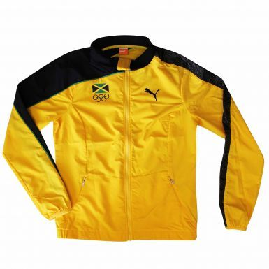Ladies Jamaica Warm Up Jacket by Puma